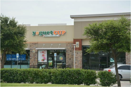 yogurt cup 3400 w fm 544 suite 630 wylie tx picture of yogurt