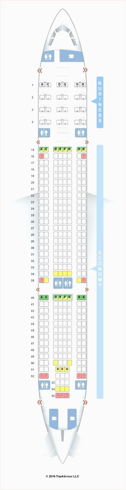 Air Canada E90 Seat Map Beautiful 38 Md88 Seat Map Images