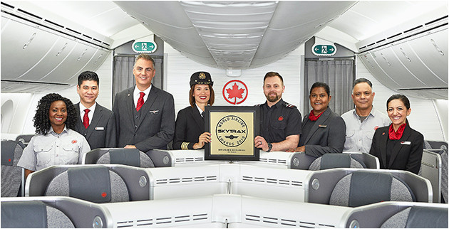 air canada the official website