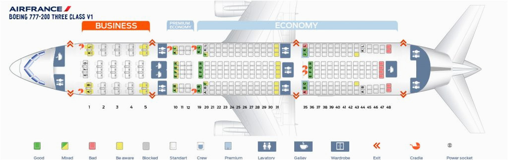 aircraft boeing 777 200 seat map the best and latest
