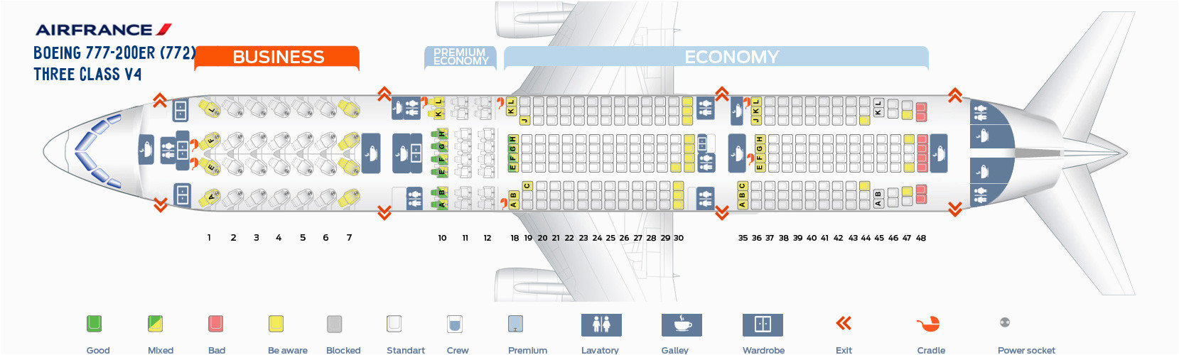 boeing 777 200er seat map air france review home decor