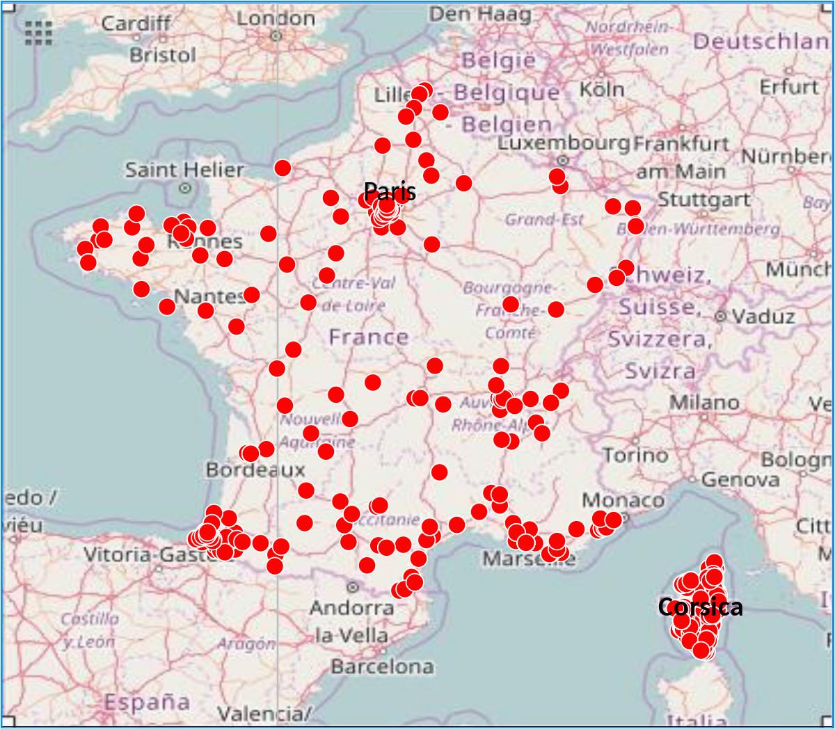 list of terrorist incidents in france wikipedia