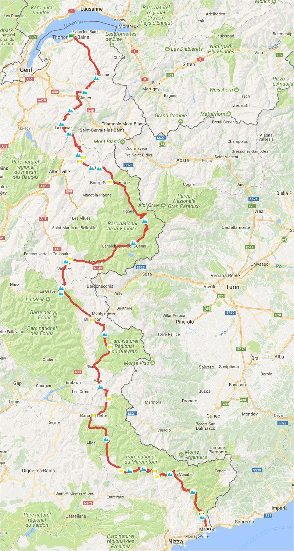 route des grandes alpes mit dem motorrad oder auto passe