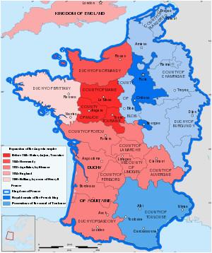 county of la marche revolvy
