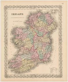 39 best ireland antique maps images in 2016 ireland map antique