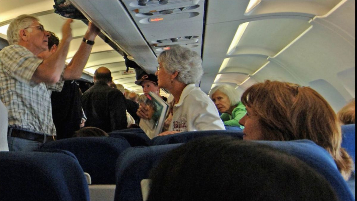 the promise of better airline seating may hold an uncomfortable