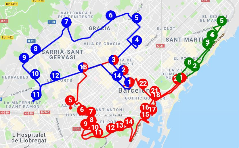 barcelona archives free tours by foot