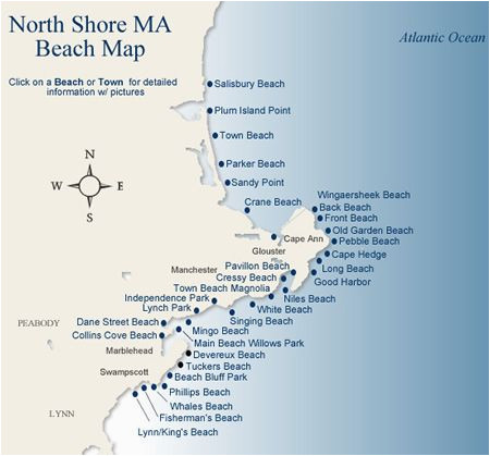north of boston beach map visit massachusetts ipswich ma