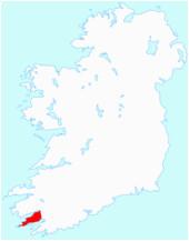 beara peninsula wikivisually