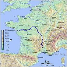 Blois France Map Loire Wikipedia