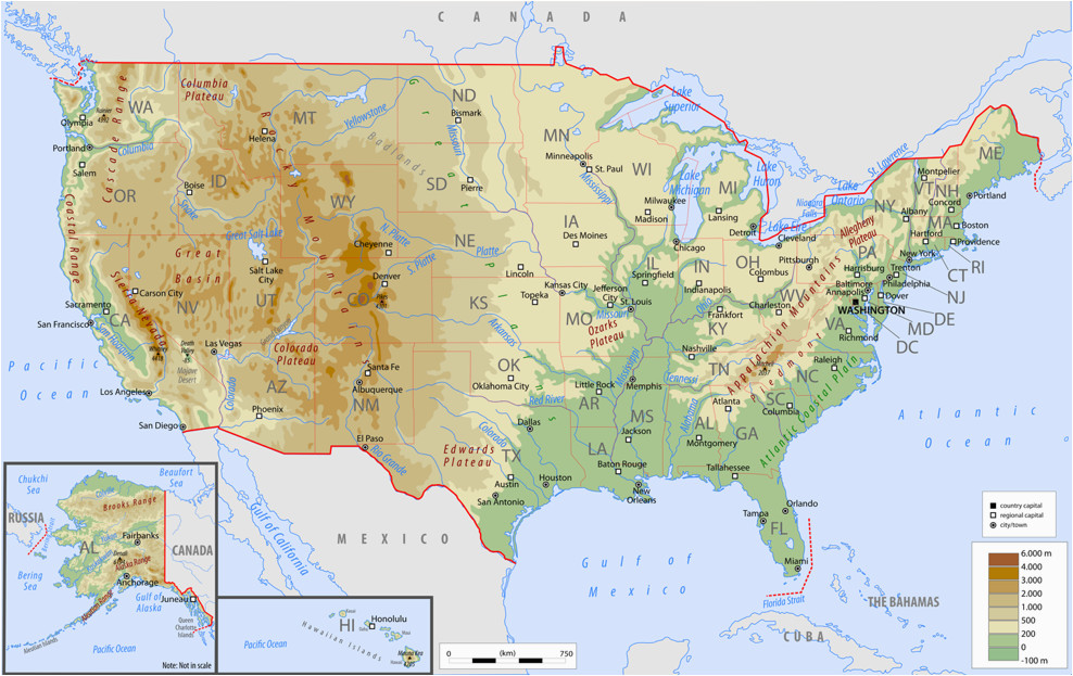 Border Of Canada and Usa Map United States Map – secretmuseum