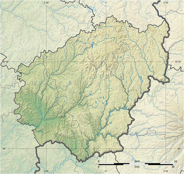 fichier corra ze department relief location map jpg wikipedia