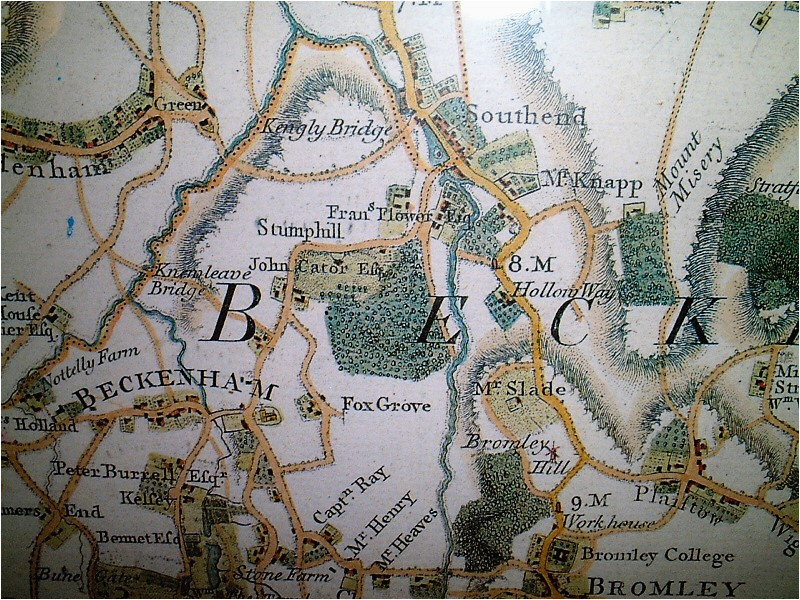beckenham place history