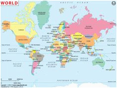 49 best world map images in 2016 map world maps for kids