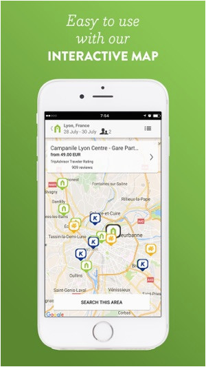 campanile hotel booking on the app store