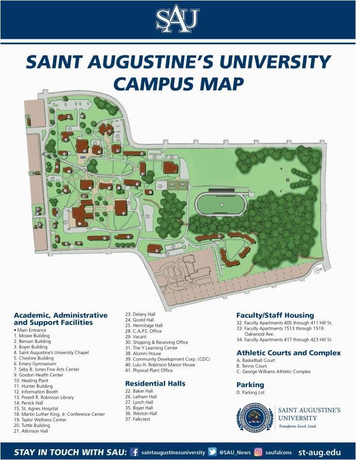 saint augustine s university
