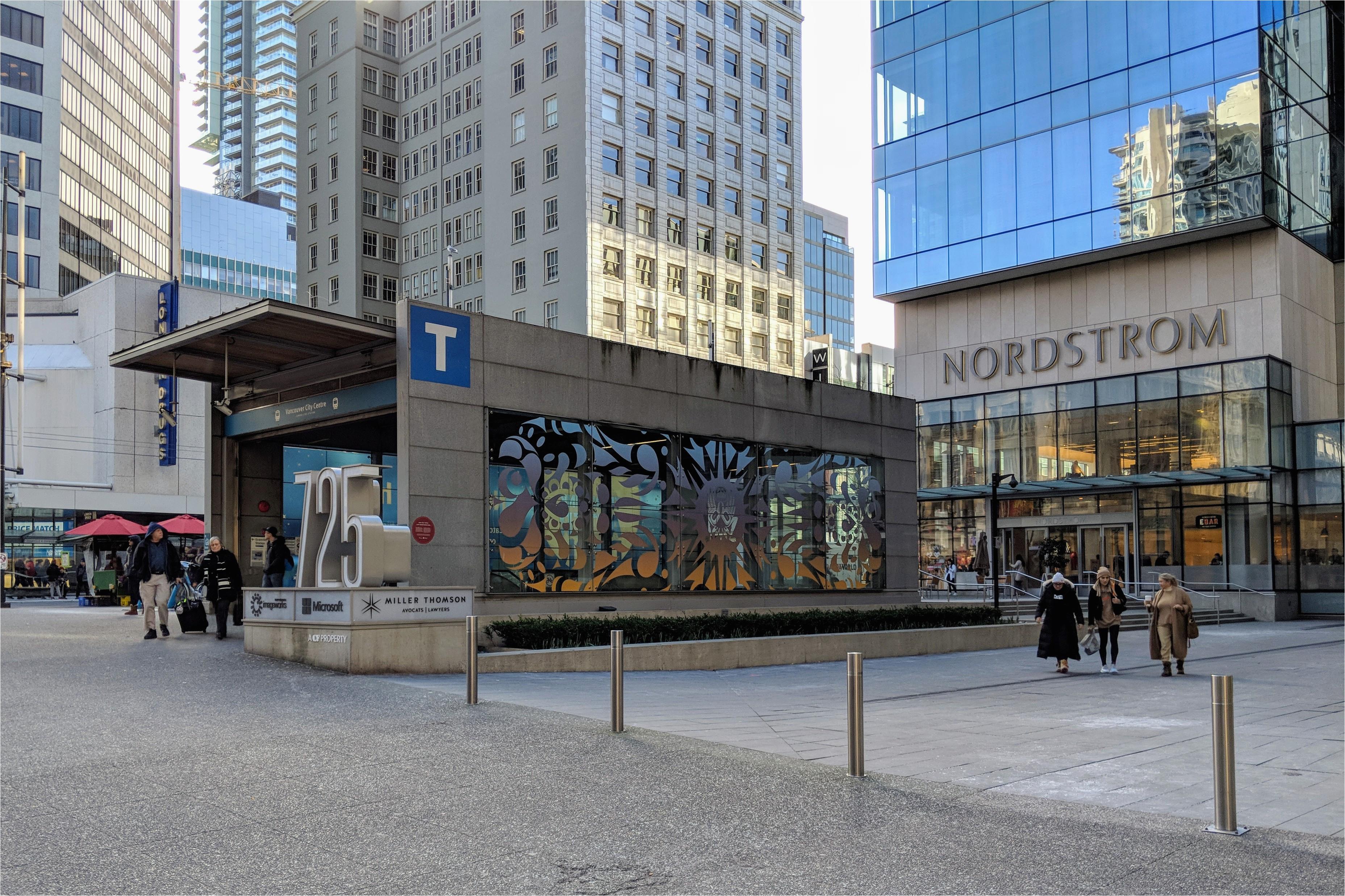 vancouver city centre station wikipedia