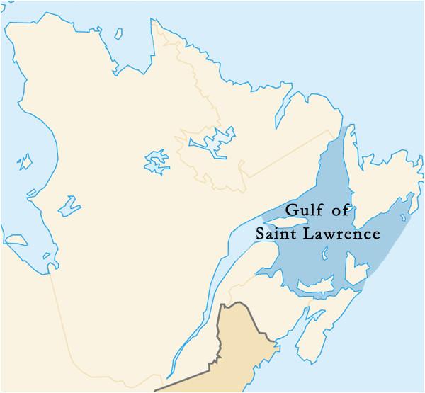gulf of saint lawrence wikipedia