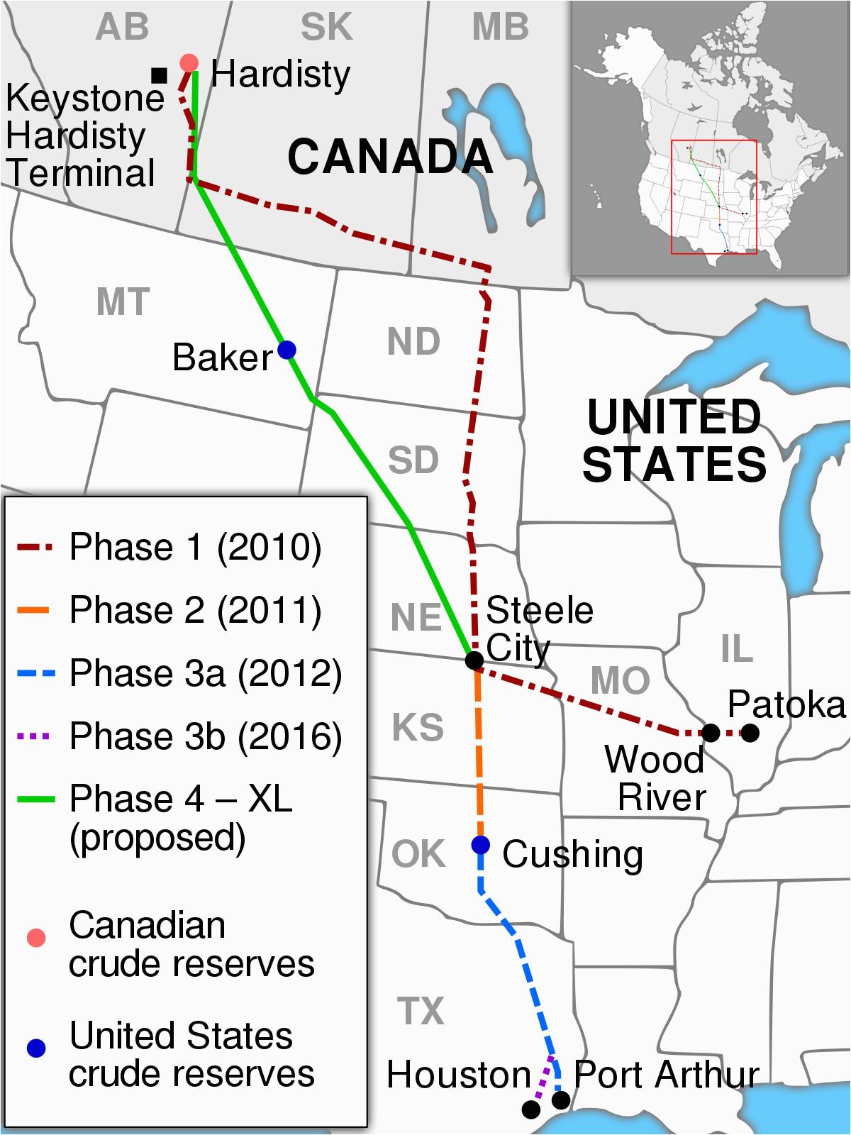 keystone pipeline wikipedia