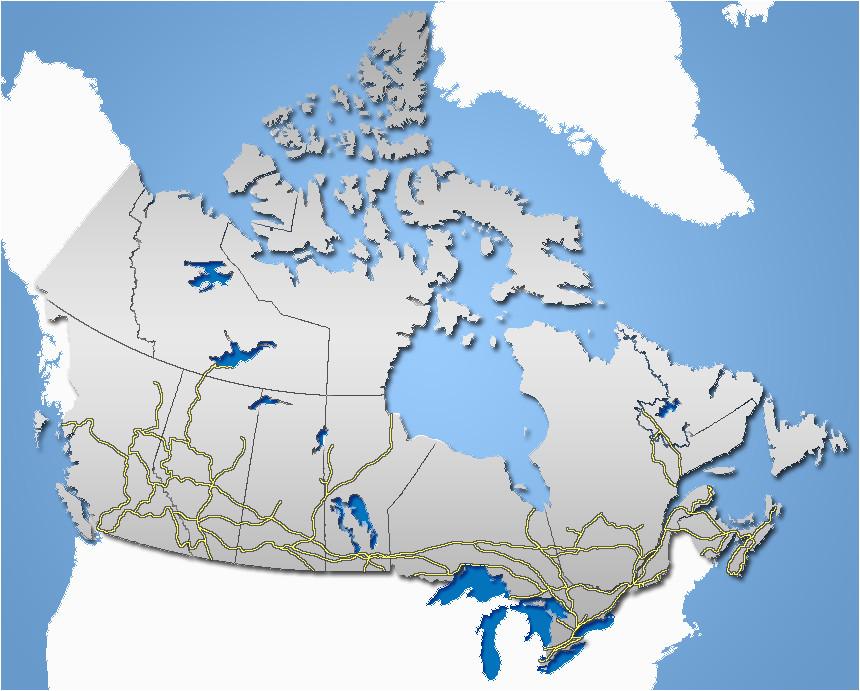 rail transport in canada wikipedia