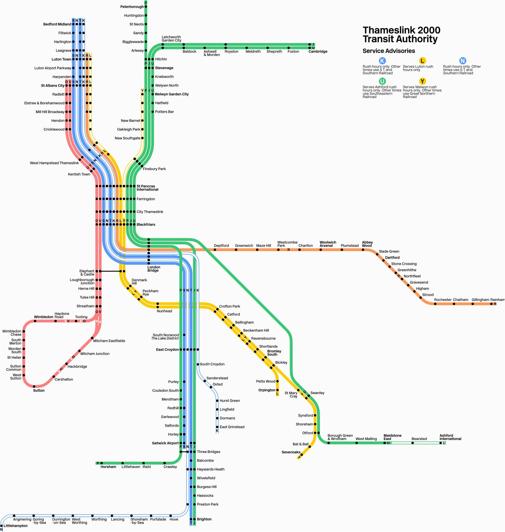 thameslink train rail maps