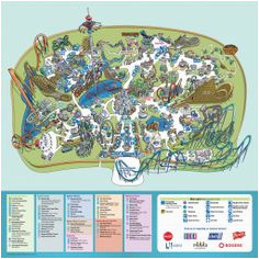 Canadas Wonderland Map 35 Best Canada S Wonderland Images In 2017 Wonderland Every