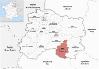 kanton vitry le frana ois champagne et der wikipedia