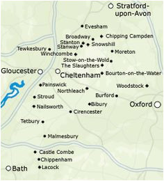 22 best cotswolds map images in 2013 cotswolds map