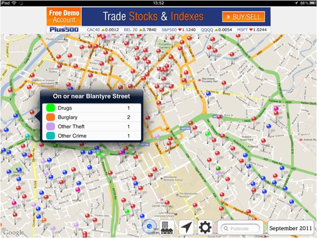 Crime Map England Crime Map England Wales On the App Store