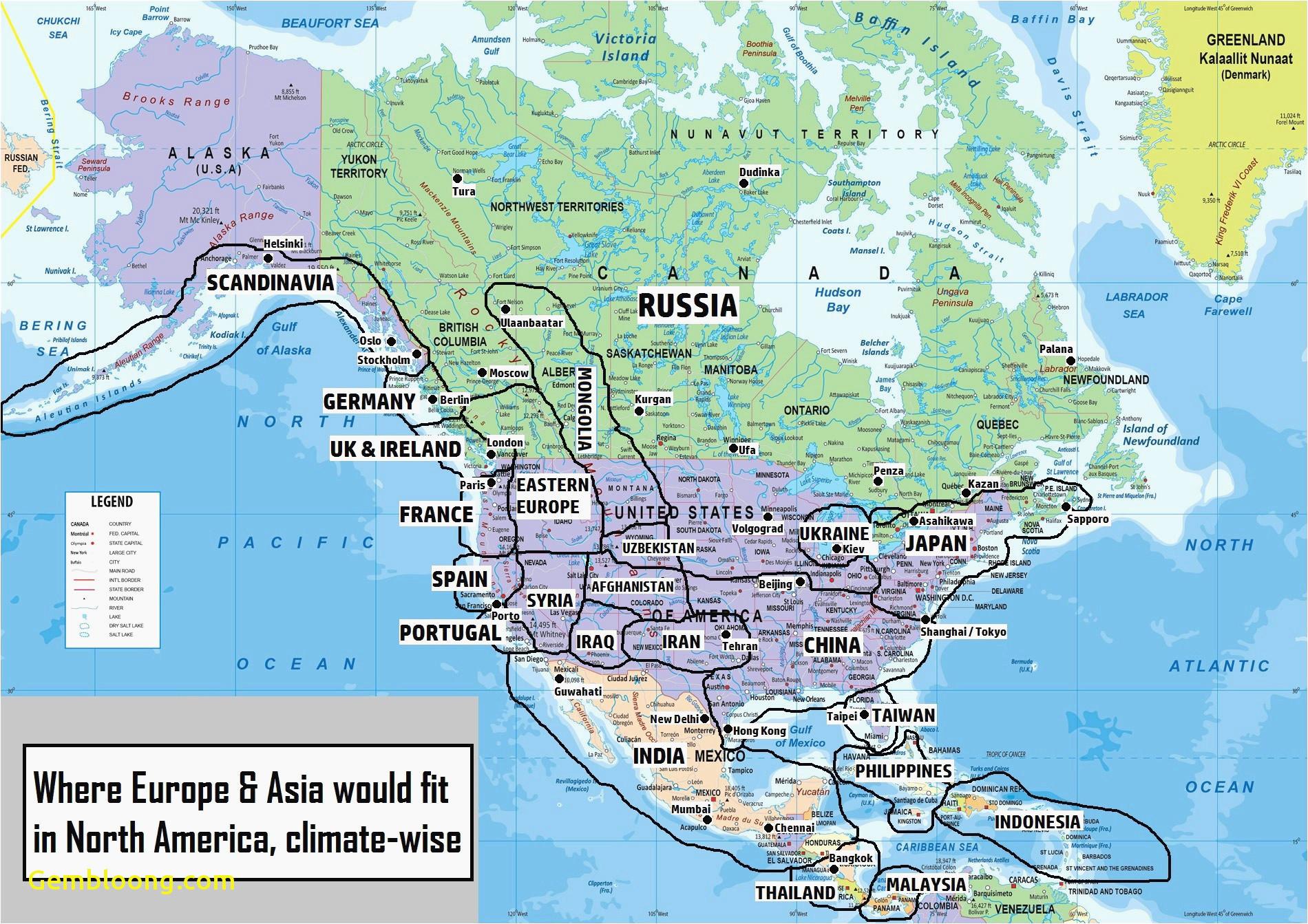 Drainage Map Of Canada | secretmuseum