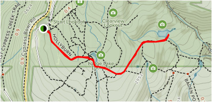 hollyburn jack pratt and west lake trail british columbia