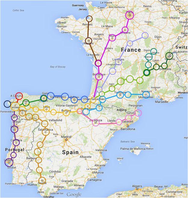 travel tips camino cestovana a pana lsko a evropa