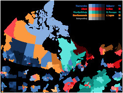 2008 canadian federal election wikivisually