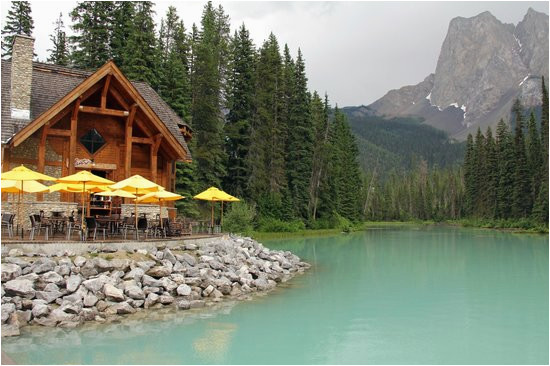 emerald lake alberta canada picture of vancouver