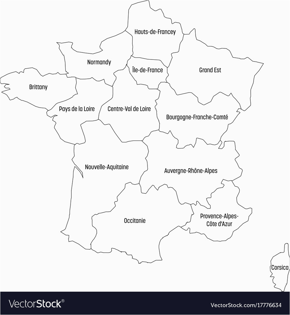 Empty Map Of France top 10 Punto Medio Noticias Location Of France In World