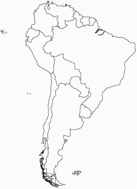south america spanish education south america map teaching