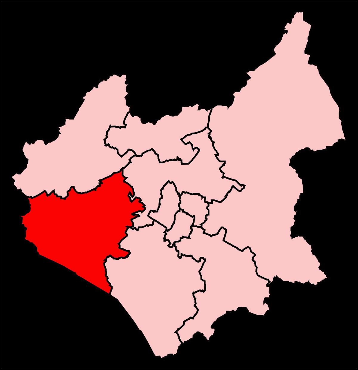 bosworth uk parliament constituency wikipedia