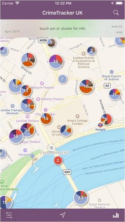 crime tracker uk by darshan kunjadiya