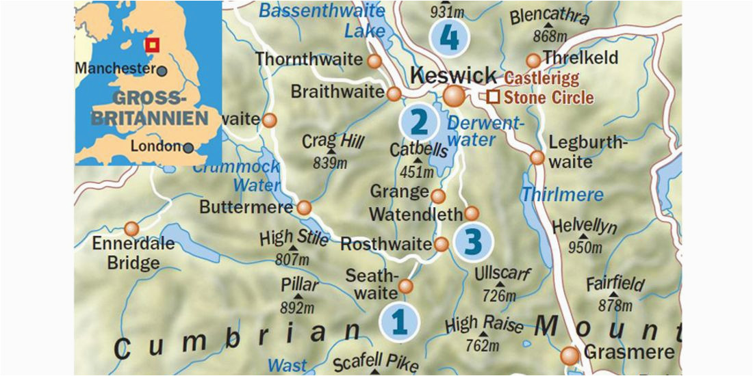 lovely lakes wandern im lake district outdoor magazin com