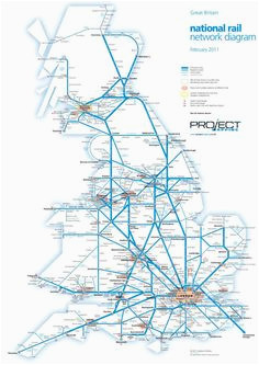 48 best railway maps of britain images in 2019 map of