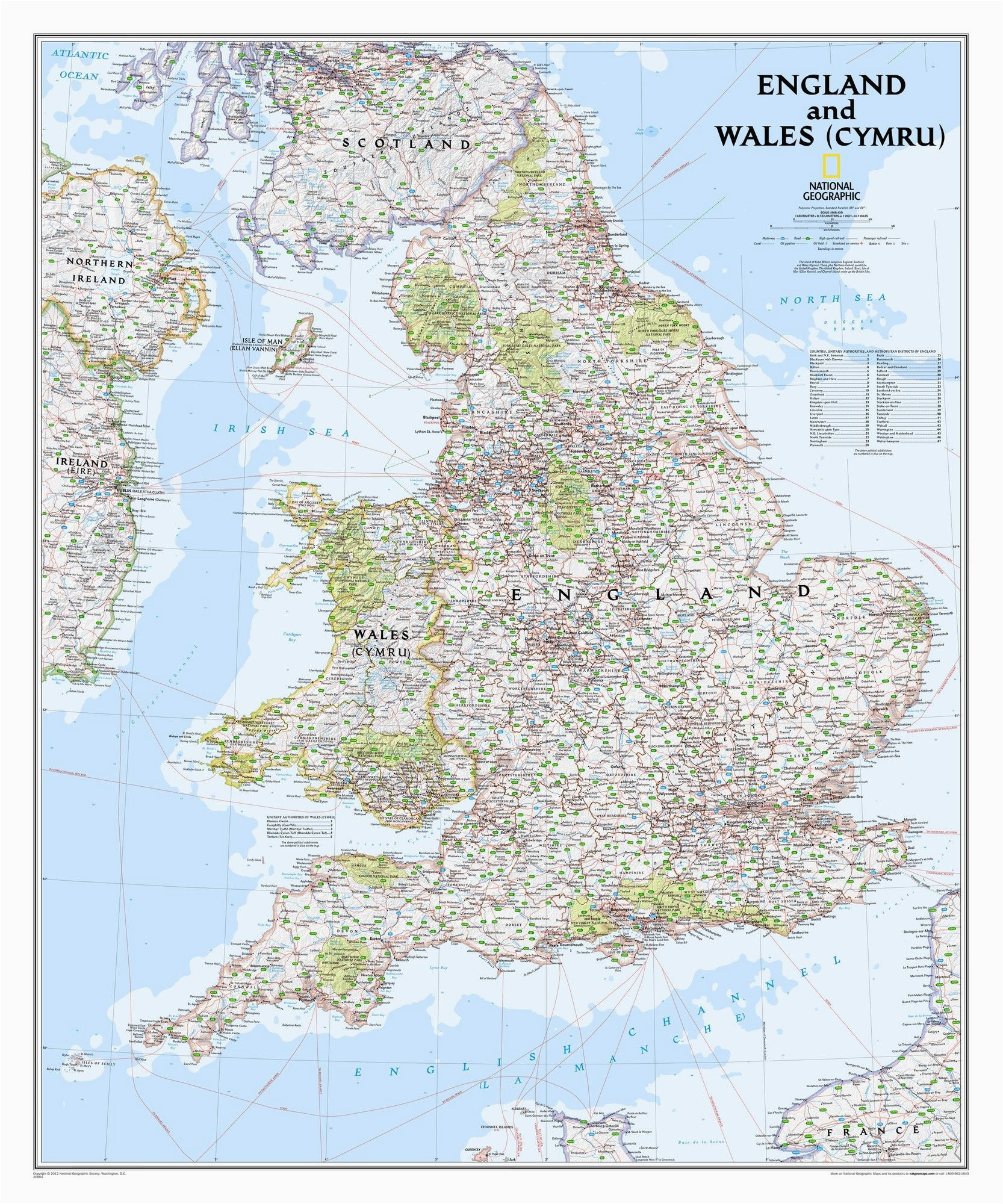england and wales classic wall map 36 x 30 home for