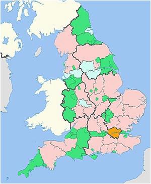 subdivisions of england revolvy