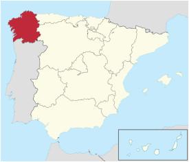 galicia spain wikivisually