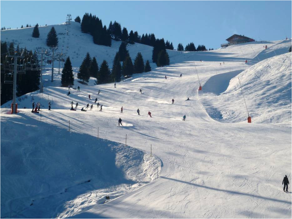 ski resort le grand massif flaine les carroz morillon samoens sixt