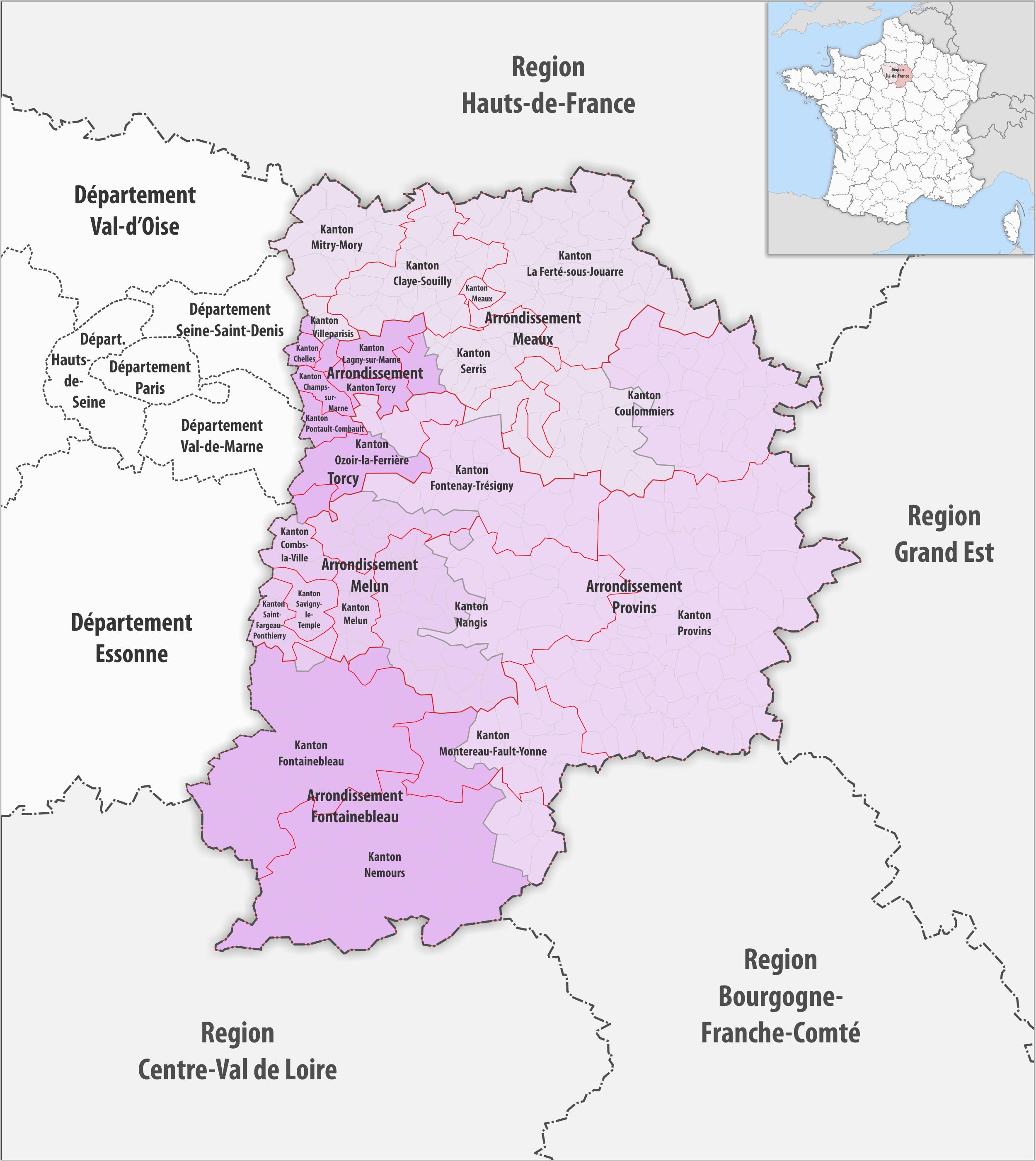 datei departement seine et marne arrondissement kantone 2017