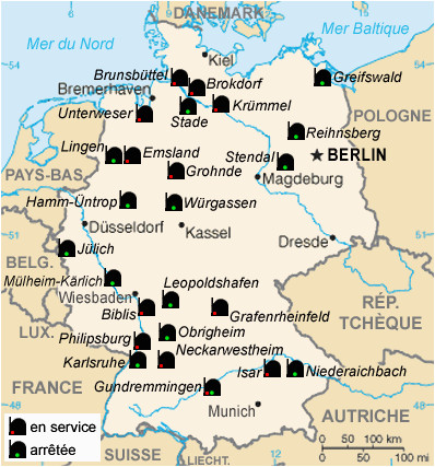 german nuclear power plants energy clean and renewable nuclear