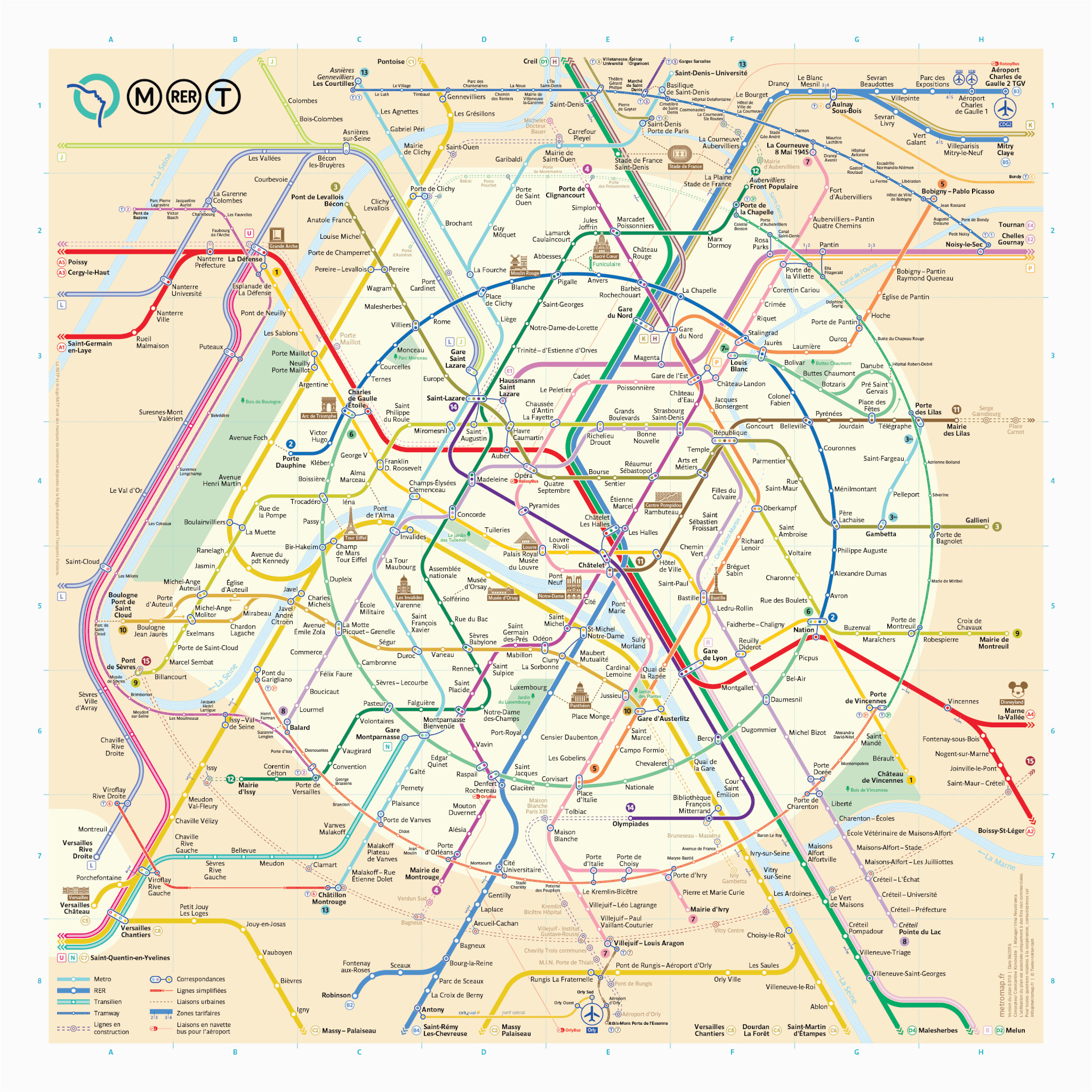 how to use paris metro step by step guide to not get lost in 2019
