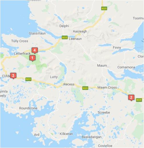 connemara co galway ireland google my maps