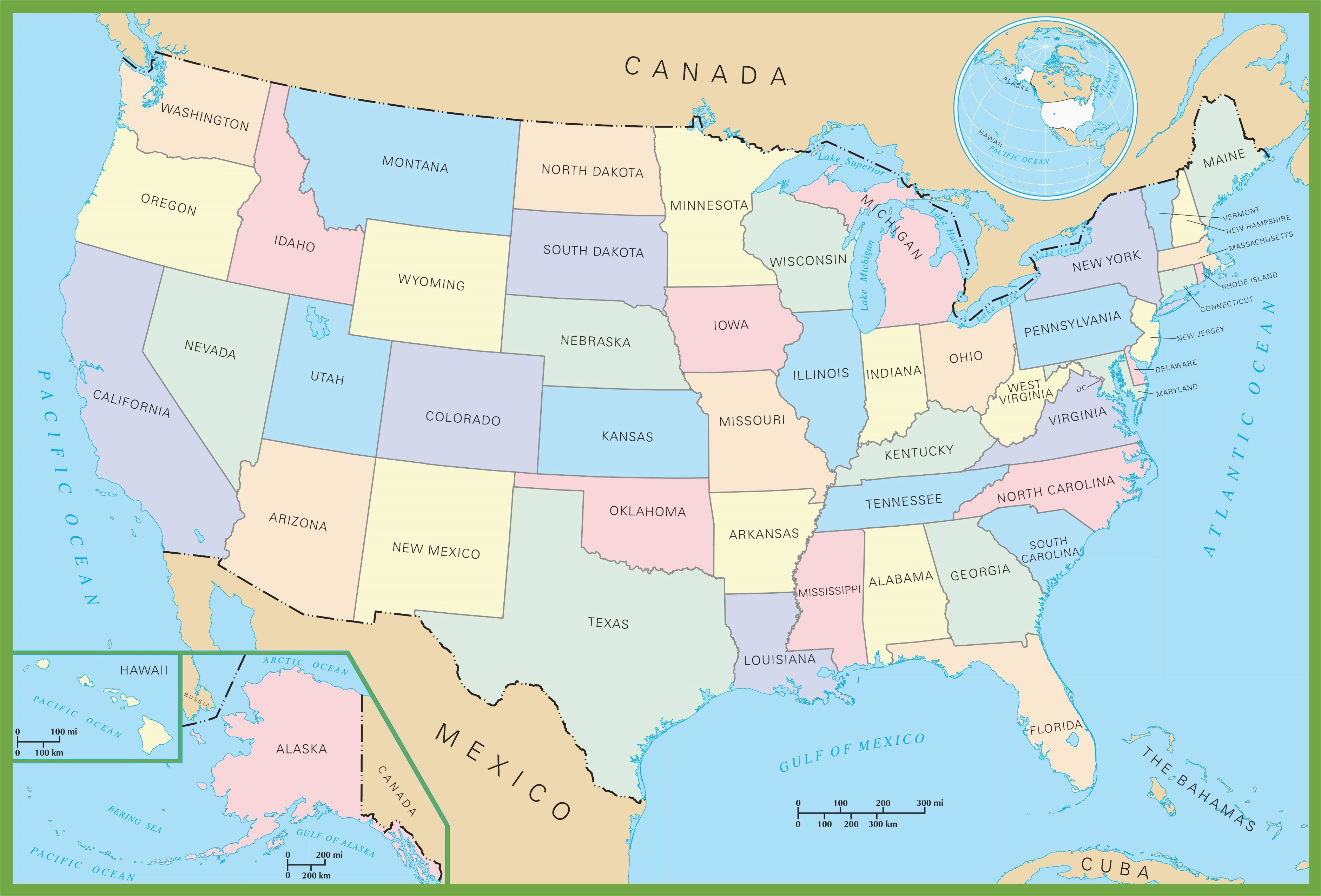 superior colorado map united states and canada physical map blank