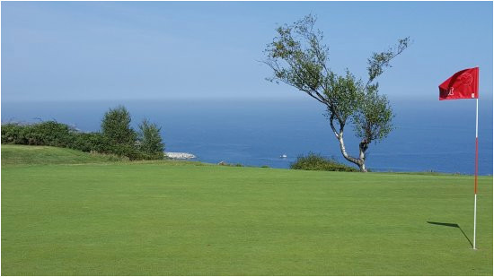 best golf course in asturias if not all of northern spain club de